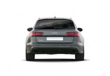 Audi RS6 Avant (2015-2015) Heck