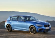 BMW M140i (seit 2016) Front + rechts