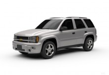 Chevrolet TrailBlazer (2002-2006) Front + links