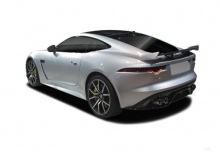 Jaguar F-Type Coupe AWD Aut. (2017-2017) Heck + links