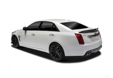 Cadillac CTS-V 6.2LV8 RWD AT8 (2015-2015) Heck + links