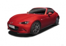 Mazda MX-5 RF SKYACTIV-G 160 i-ELOOP Aut. (2016-2016) Front + links