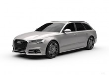 Audi A6 Avant 2.0 TDI quattro S tronic (2015-2015) Front + links