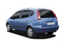 Chevrolet Rezzo 2.0 Automatik (2005-2009) Heck + links