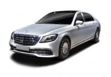 Mercedes-Benz Maybach S 560 4Matic 9G-TRONIC (2017-2017) Front + links