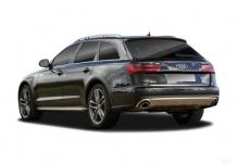 Audi A6 allroad quattro 3.0 TDI S tronic DPF (2015-2015) Heck + links