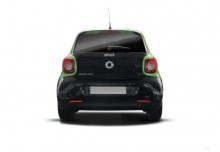 Smart smart forfour electric drive (seit 2017) Heck