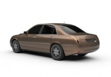Lancia Thesis 2.4 Multijet DPF Comfortronic (2006-2009) Heck + links