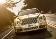 Bentley Mulsanne (seit 2016) Front