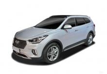 Hyundai Grand Santa Fe blue 2.2 CRDI 4WD Automatik (2016-2016) Front + links