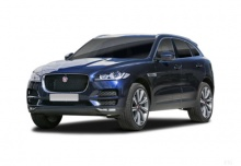 Jaguar F-Pace 35t AWD (2015-2017) Front + links