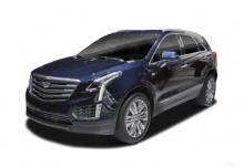 Cadillac XT5 3.6 V6 AWD (seit 2016) Front + links