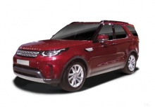 Land Rover Discovery 3.0 Si6 (seit 2016) Front + links