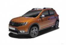 Dacia Sandero Stepway TCe 90 S&S (2017-2017) Front + links