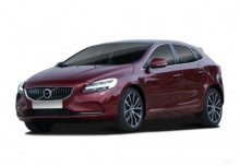 Volvo V40 T2 (seit 2016) Front + links