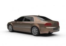 VW Phaeton 3.0 V6 TDI DPF 4MOTION Automatik (2013-2015) Heck + links