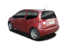 Citroen C2 1.4 (2009-2009) Heck + links