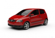 VW Fox 1.2 (2010-2011) Front + links