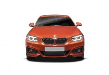 BMW 218i Coupe (seit 2017) Front