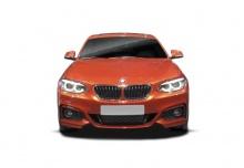 BMW 220i Coupe Aut. (seit 2017) Front