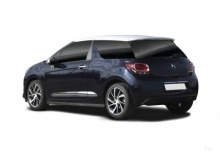 Citroen DS3 THP 208 Start & Stop (seit 2016) Heck + links
