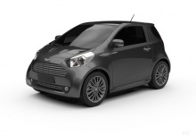 Aston Martin Cygnet (2012-2012) Front + links