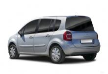 Renault Grand Modus 1.5 dCi FAP (2011-2011) Heck + links