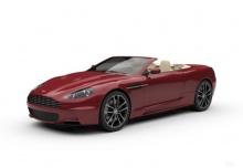 Aston Martin DBS Cabrio (2009-2013) Front + links