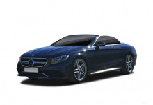 Mercedes-Benz AMG S 65 Cabrio AMG Speedshift 7G-TRONIC (2016-2016) Front + links