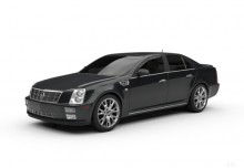 Cadillac STS 4.6 V8 AWD (2008-2010) Front + links