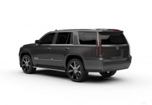 Cadillac Escalade 6.2 V8 (2015-2017) Heck + links