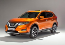 Nissan X-Trail 1.6 DIG-T (seit 2017) Front + links