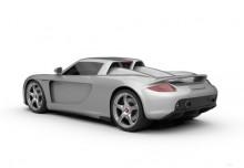 Porsche Carrera GT (2003-2007) Heck