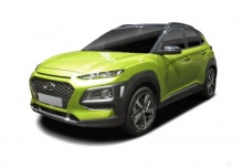 Hyundai Kona 1.0 T-GDI (seit 2017) Front + links