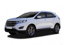 Ford Edge 2.0 TDCi 4x4 (seit 2015) Front + links