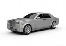 Rolls-Royce Phantom (2012-2016) Front + links