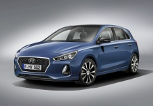 Hyundai i30 1.4 (seit 2017) Front + links
