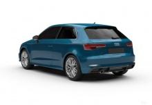 Audi A3 1.6 TDI (seit 2017) Heck + links