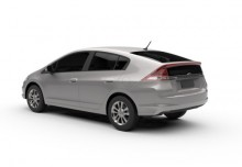 Honda Insight 1.3 (2012-2013) Heck + links