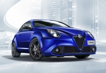 Alfa Romeo Mito 1.4 8V (seit 2016) Front + rechts