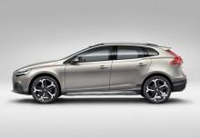Volvo V40 Cross Country T3 (2016-2017) Seite links