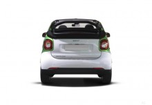 Smart smart fortwo cabrio electric drive (2017-2017) Heck