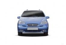 Chevrolet Rezzo 2.0 Automatik (2005-2009) Front