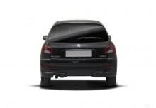 Peugeot 206+ 75 (2010-2013) Heck