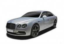 Bentley Flying Spur W12 S (2017-2017) Front + links