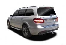 Mercedes-Benz GLS 400 4Matic 9G-TRONIC (seit 2015) Heck + links