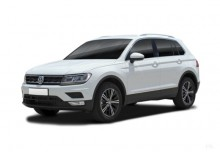 VW Tiguan 1.4 TSI BlueMotion Technology (seit 2016) Front + links