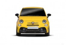 Abarth 595 (2017-2017) Front