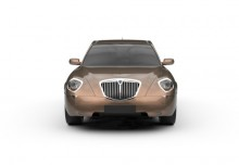 Lancia Thesis 2.4 Multijet DPF Comfortronic (2006-2009) Front