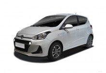Hyundai i10 1.0 (seit 2017) Front + links
